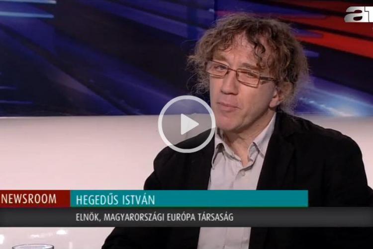 István Hegedűs ATV